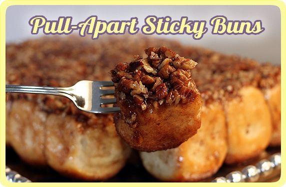 Pull-Apart Sticky Buns