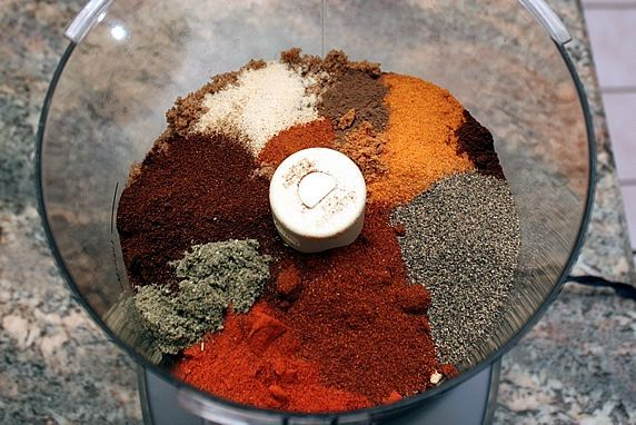 spices in fp