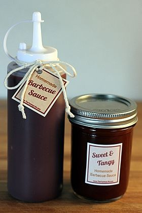 3 Barbecue Sauce Recipes--Sweet, Spicy, & Smoky