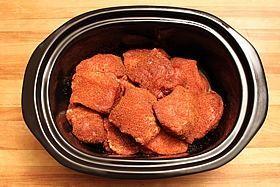 pork in slow cooker