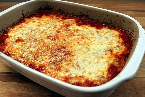 Baked Chicken Parmesan Recipes — Dishmaps
