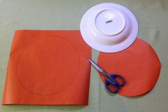 cutting circle