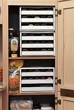 How To Organize Your Spices  5 Easy Methods From Real Family Kitchens. Www  ...