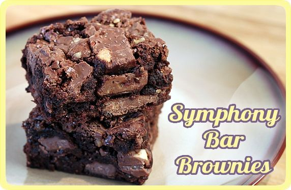 Symphony Bar Brownies
