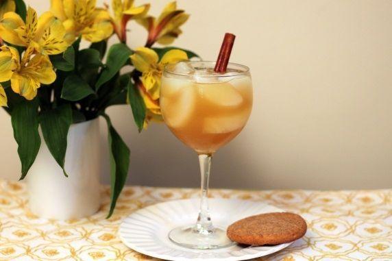 cider tea