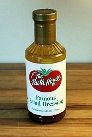 pasta house bottle
