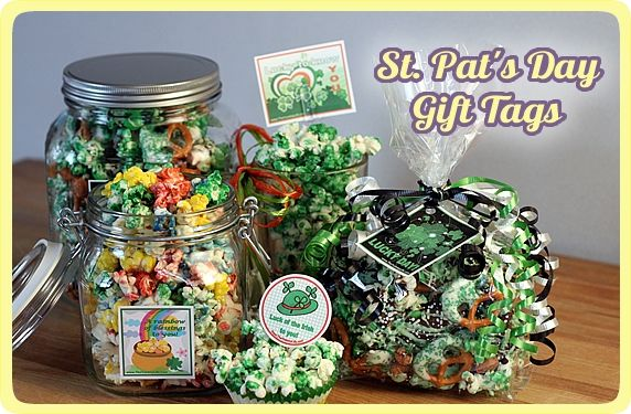 St. Pat's Day Gift Tags