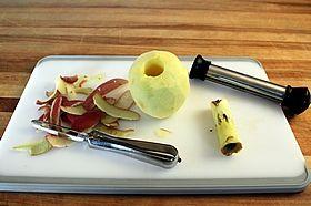 peel apples