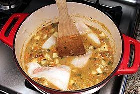 stir fish