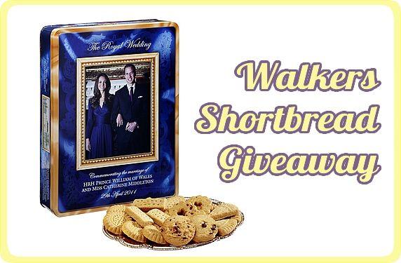 Shortbread Giveaway