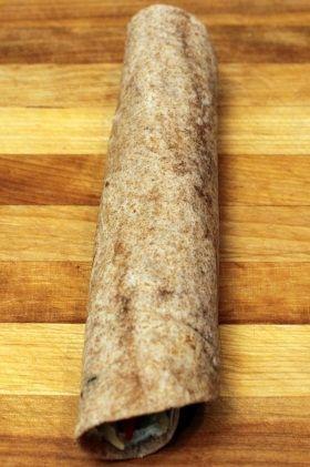 ww rolled tortilla