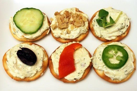 spread on crackers