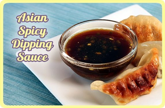 Asian Spicy Dipping Sauce