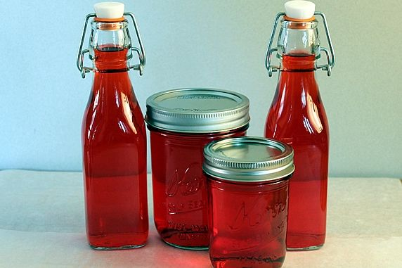Rasberry Vinegar