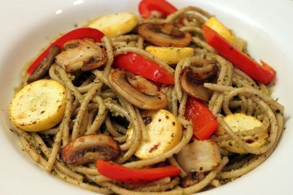 pasta w. veggies