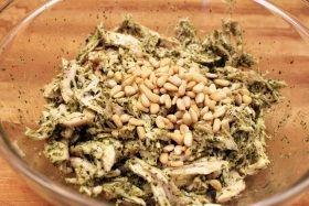 nuts bowl half