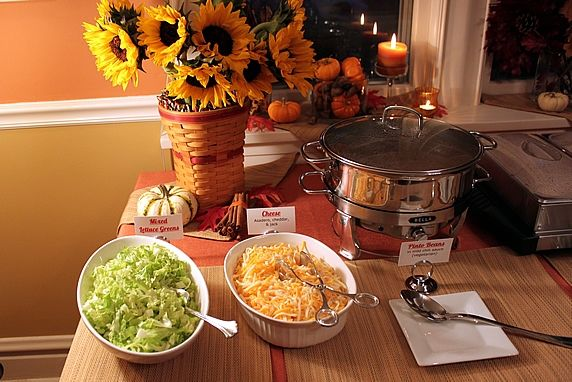 Mexican buffet dinner party mexican buffet dinner party make ahead recipes and planning tips for a fun forumfinder Choice Image