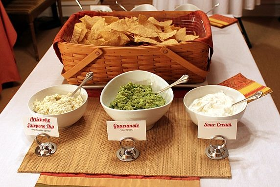 Mexican Buffet Dinner Party Make Ahead Recipes And Planning Tips For A Fun