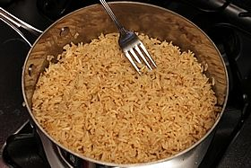 how to cook brown basmati rice on the stove