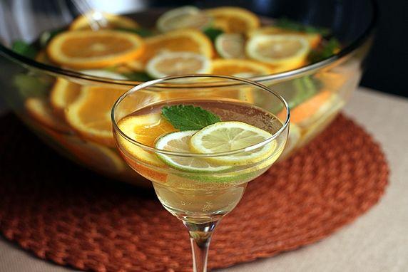 Margarita Sangria Cocktails