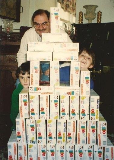 Life pyramid