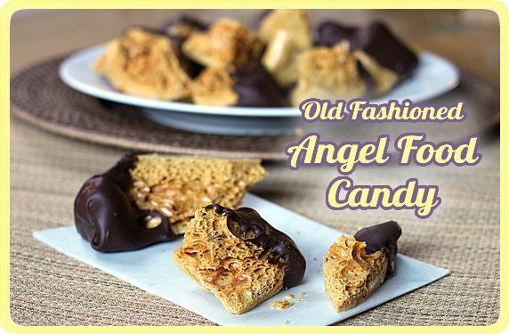 Angel Food Candy