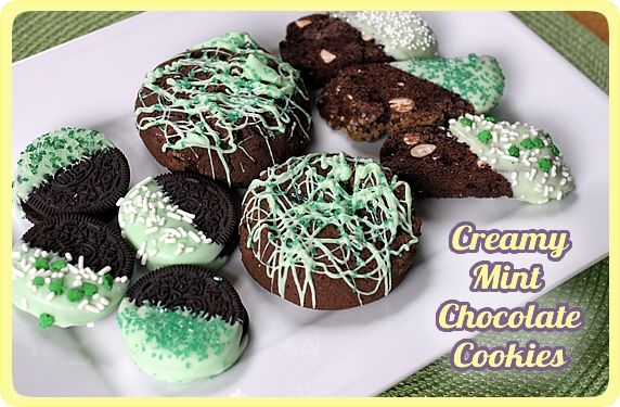 Creamy Melted Mint
