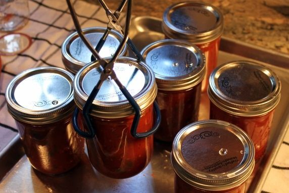 Water Process Canning