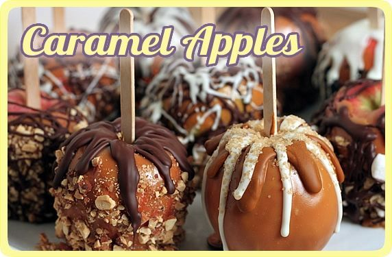 Caramel Apples With A Gourmet Flair