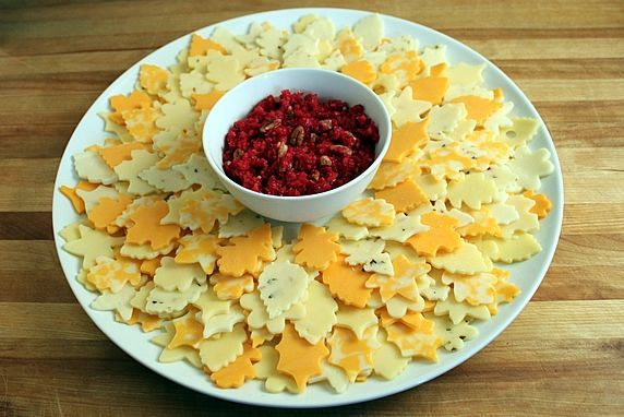 cheese with relish