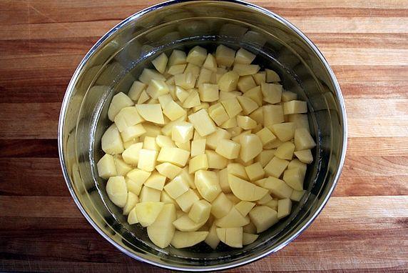 soaking potatoes2