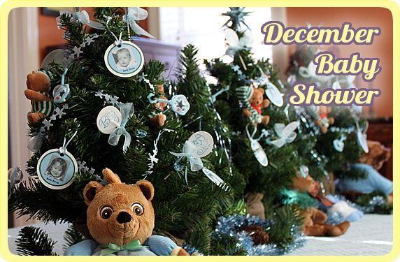 December Baby Shower