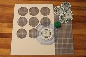 cutting circles